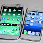 Samsung Galaxy S IV vs Apple iPhone 5 | Who's the Ultimate King of Smartphone Market