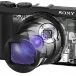 Sony unveils Cybershot HX50V, Smallest and Lightest camera | Specifications and Features