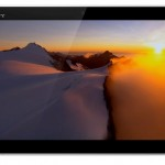 Latest Android Tablet: Sony Xperia Tablet Z features, price, specs, release date