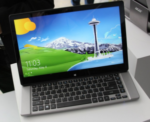 Acer Aspire R7 Price, Release Date, Specs | Convertible all-in one Windows 8 laptop