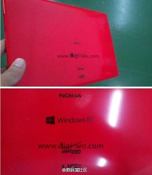 Nokia Sirius Windows Tablet price, image and features leaked