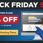 Hostgator Blackfriday sale – 80% off on all hosting plans -Hurry !