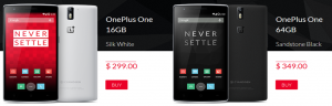 Order OnePlus One smartphone online without invitation – Offer valid for 72 hours